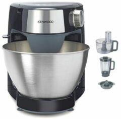 Roestvrijstalen Kenwood Keuken Kenwood - KHC29.H0BK Prospero Plus - Keukenmachine - Zwart/RVS