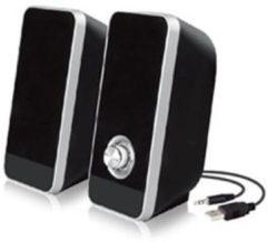Computer 2.0 luidsprekerset - 6 Watt RMS - Quality4All