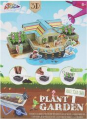 Grafix DIY Minituin Bouwpakket - Plant Garden - Surfschool en Tuin