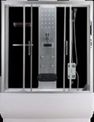 Badstuber PR150 complete douchebad combinatie 150x85x223cm