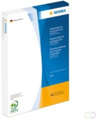 Etiketten Herma 4538 voor drukmachines DP4 34x75 mm wit papier mat 6000 st.