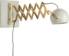 Wants and Needs Wants&Needs wandlamp Sarana grijs 25,5 x 17 x 36 - 64