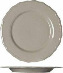 Cosy&Trendy JULIA TAUPE FLAT PLATE D28CM