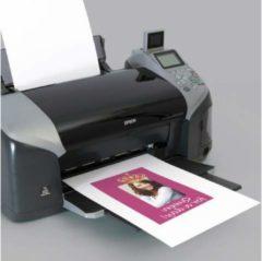 Inkjetfolie Sigel A4 Transfer blanco 6 stuks voor lichte kleding/textiel +6 gratis