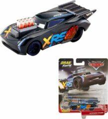 Zwarte Cars™ Cars Drag Racing Jackson Storm - Die Cast voertuig - Schaal 1:55