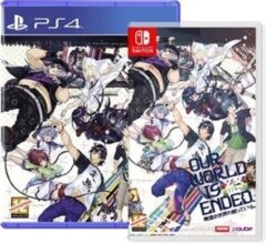PQube Our World is Ended - Day One Edition video-game PlayStation 4 Engels