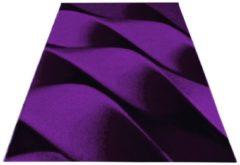Parma Design Vloerkleed Paars Laagpolig- 80x150 CM