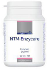 Nutramin NTM EnzyCare - 90 tabletten - Voedingssupplement - Probiotica