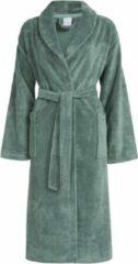 Groene Vandyck BEAUMONT badjas Vintage Green-166 (maat Small)