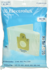Electrolux, Euroclean, Karcher, Nilfisk, Panasonic, Paris Rhone, Volta Electrolux E22 Staubsaugerbeutel ES100 9001969642