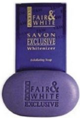 Fair And White Exclusive Whitenizer Exfoliating Soap 200 gr