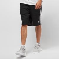 Zwarte Adidas Color Trefoil 3-Stripes - Heren Korte Broeken