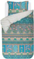 Perkal Bettwäsche 'Darjeeling' 2tlg. PIP Blau
