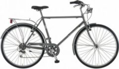 26 Zoll Herren City Fahrrad 6 Gang Alpina... creme