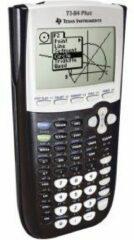 Texas Instruments TI-84 PLUS Grafische rekenmachine werkt op batterijen Zwart, Grijs