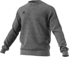 Donkergrijze Adidas Performance Sweatshirt Core 18 CV3959