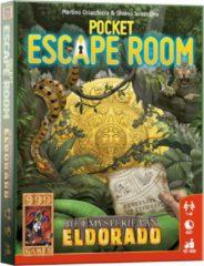 999 Games Pocket Escape Room: Het Mysterie van Eldorado Breinbreker