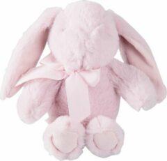 Roze Clayre & Eef Knuffel konijn 15x8x20 cm