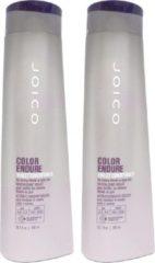 Joico Color Endure Violet Conditioner - Gekleurd Haar Conditioner Hair - 2x 300ml