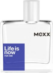 Mexx Life Is Now for Him - 50 ml - eau de toilette spray - herenparfum