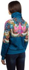 Adidas Borbomix FB TT Giacca allenamento donna blu/rosa