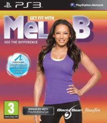 Black Bean Games Get Fit With Mel B (PlayStation Move)