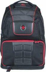 Rode 6 Pack Fitness - Voyager Backpack 500 Black Red