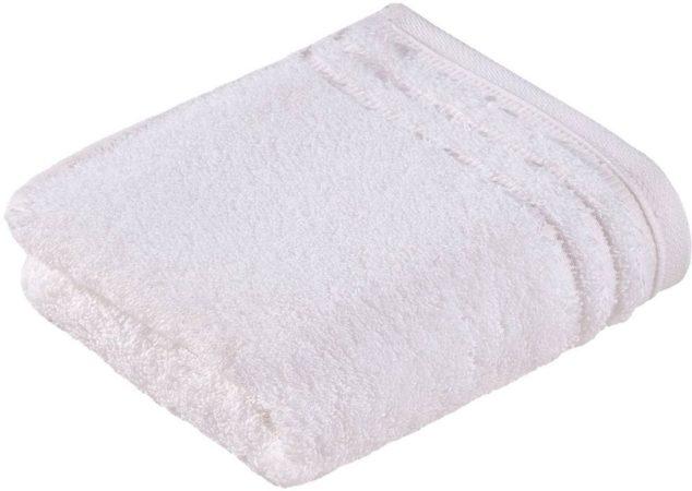 Afbeelding van Witte Vossen handdoek Vienna Style Supersoft 30x50 weiá