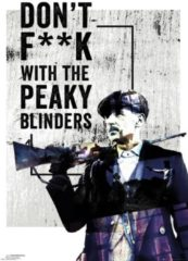 GB eye GBeye Peaky Blinders dont Fuck With Poster 61x91,5cm