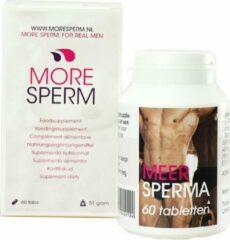 Jobacom Pharma Meer Sperma - 60 tabletten