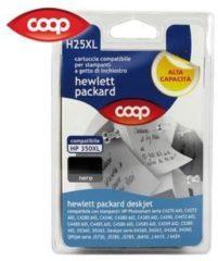 COOP Cartuccia per stampanti nero H25XL compatibile HP350XL