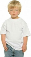 Witte Stedman Jongens en meisjes T-shirt Maat 158/164