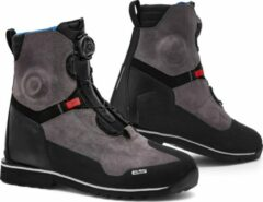 Grijze REV'IT! Pioneer H2O Black Motorcycle Boots 42