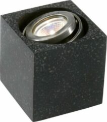 Zwarte Garden Lights 12V Cylon Graniet Zwart LED Spots - vergelijkbaar in-lite