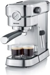 "Roestvrijstalen Severin KA 5995 ""Espresa Plus"" Espresso-apparaat"