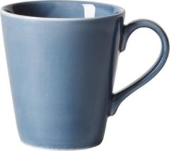 Blauwe GALLO by Villeroy & Boch Group LIKE BY VILLEROY & BOCH GROUP - Organic Turquoise - Beker 0,35l