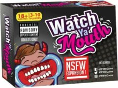 Kickstarter Watch Ya Mouth NSFW Expansion Pack 1