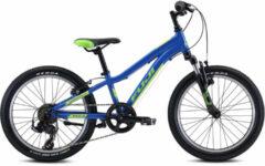 Blauwe Fuji Dynamite 20 Kids Bike (2021) - Fietsen voor tieners