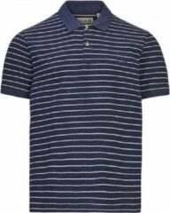 Donkerblauwe Killtec - Thorio - casual - polo - shirt - navy - maat L