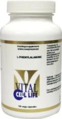 Vital Cell Life L-Phenylalanine 500 mg 100 vegicaps