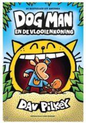 Ons Magazijn Dog Man - Dog Man en de vlooienkoning