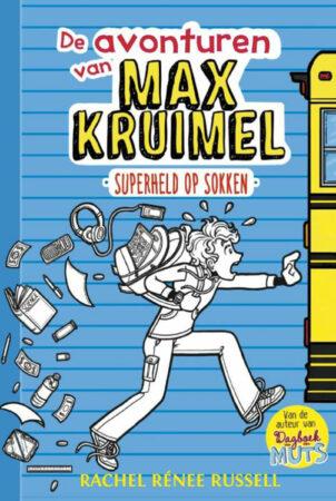 Afbeelding van Superheld Op Sokken - De Avonturen Van Max Kruimel
