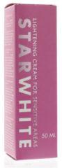 Witte Cobeco Starwhite Verlichtende Creme voor gevoelige huid - 50 ml