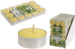 Adventure Goods Aromatische Citronellakaarsen (pak van 15)