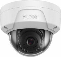 Witte HiLook IPC-D140H bewakingscamera IP-beveiligingscamera Binnen & buiten Dome Plafond/muur 2560 x 1440 Pixels
