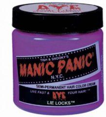 Blauwe Manic Panic Classic Lie Locks - Haarverf