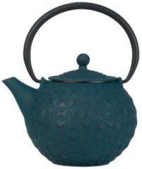 Cosy&Trendy Sakai theepot - 1 liter - Turquoise groen
