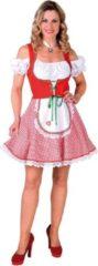 Beige Magic by freddy Boeren Tirol & Oktoberfest Kostuum | Lea Lager Oktoberfest | Vrouw | XXL | Bierfeest | Verkleedkleding
