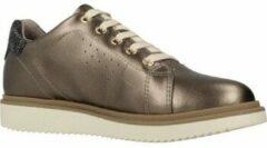 Bruine Lage Sneakers Geox J THYMAR G