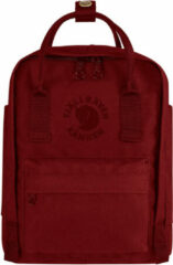 Rode Fjällräven Fjallraven Re-Kanken Mini Rugzak 7 liter - Ox Red